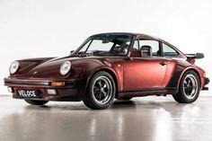 This unusual 1984 Porsche 911 Turbo is pure cool Porsche 911 Turbo, Porsche Cars, Sport Cars, Race Cars, Vintage Porsche, Porsche Carrera, Lamborghini Gallardo, Drag Racing, Auto Racing
