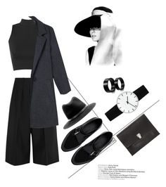 """""""Untitled #14"""" by jellybulldoll ❤ liked on Polyvore featuring Jil Sander, Rosendahl, WearAll, ASOS, Proenza Schouler and rag & bone"""