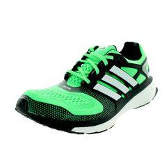 Adidas Men's Energy Boost Esm Flash /Black/White Running Shoe
