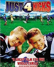 just 4 kicks movie - reviews weren't very good for this kid flick that was underwritten by AYSO and features a cameo appearance from Cobi Jones.