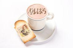 「ベルばらカフェ」阪急うめだ本店に、名シーンとセリフを表現した限定メニューを販売
