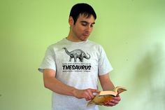 Great Vocab Didn't Save The Thesaurus From Extinction - NeatoShop