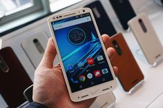 Hands on with the Motorola Droid Turbo 2 and Maxx 2