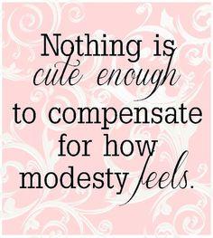 ~Modesty~