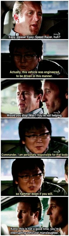 LMAO MAX. I SAY THE SAME THING WHEN I SEE CARS LIKE THAT BEING DRIVEN SLOWLY. ALSO: HAMMER DOWN, COMMANDER. HAMMER DOWN. vehicular manslaughter! # 2.18
