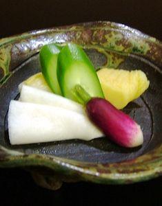oshinko - pickles