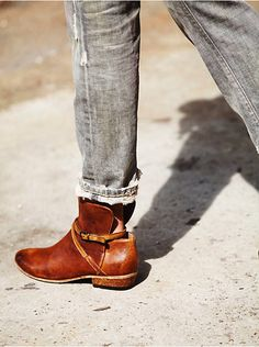 Free People Revelation Ankle Boot, $89.95