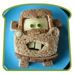 50 + of the cutest sandwiches you'll ever see!