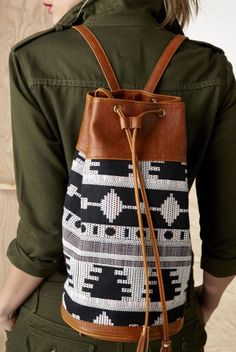 Tribal Backpack // L.O.V.E.