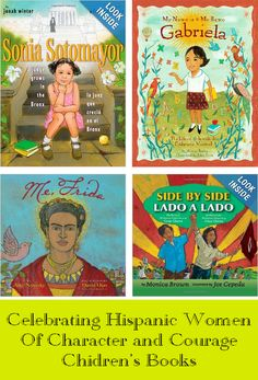 Celebrating Women of Courage and Character Children's Books