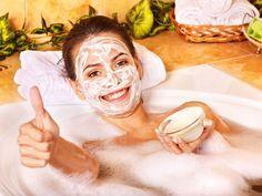 Yogurt Mask - Health - Skin - Skincare - Health & Skincare - Organic - Health & Beauty - Beauty Care - Skincare - Holistic Skincare - Holistic Beauty Products - Organic Beauty Products - Organic - Face - Face Reading - Tune into Your Spiritual Health at w