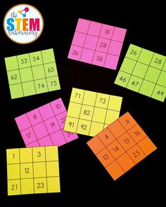 Awesome number sense mystery puzzles for kindergarten or first grade!