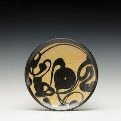 #ceramic #pottery #handmade #clay Ceramic Plates, Ceramic Pottery, Cream And Sugar, Cup And Saucer, Feminine, Clay, Ceramics, Gallery, Handmade