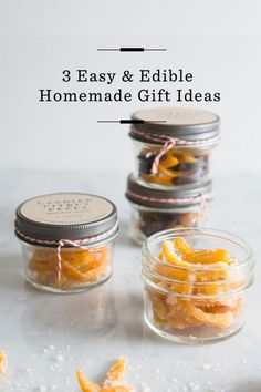 3 Easy & Edible Homemade Gift Ideas | eBay