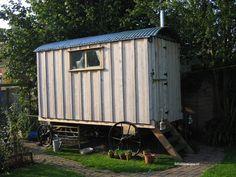 Historic Shepherd's huts - The Barford Hut