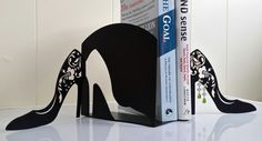 Bookend & Jewelry Organizer by FePro on Etsy