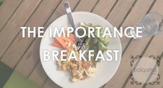 The Importance of Breakfast, Free Recipe eBook from Send A Cow - The Blog of one Balgarka.co.uk