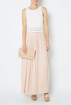 New In Women's Clothing | Witchery Online - Tiered Bodice Maxi