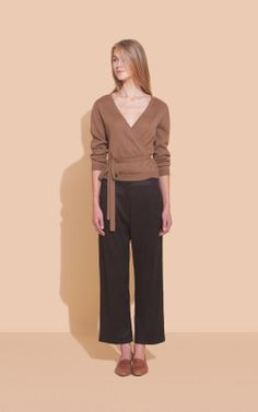 Rachel Comey - Wrap Cardi - Knits - Clothing - Women's Store