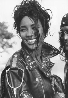 Naomi Campbell Photo: Pamela Hanson