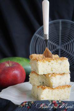 KochzereMoni: Heissa! Zucchini, Apfel und Zimt vereint. Gebacken. Vernascht.