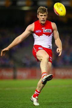 Luke Parker, Sydney Swans