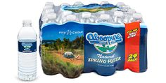 Absopure Natural Spring Water