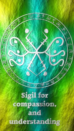 Wolf Of Antimony Occultism • May I request a sigil for compassion and...