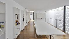 El evocador estudio de #arquitectura de Sanahuja & Partners: espacio interdisciplinar #arquitectura #interiorismo #proyectos