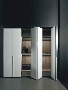 Ideas bedroom wardrobe doors design for 2019 Wardrobe Door Designs, Closet Designs, Wardrobe Ideas, Small Wardrobe, White Wardrobe Closet, Corner Wardrobe, Wardrobe Storage, Closet Storage, Wooden Wardrobe