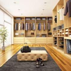 Vestiário por Piwko-Bespoke Fitted Furniture