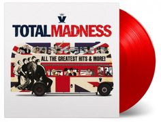 Total Madness is the definitive compilation of the best that these British heroes of Madness have to offer, finally available on two 180 gram of vinyl