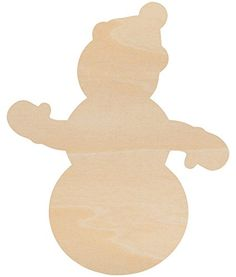 72 Assorted Wooden Ornaments for Christmas CraftsWood Shapes