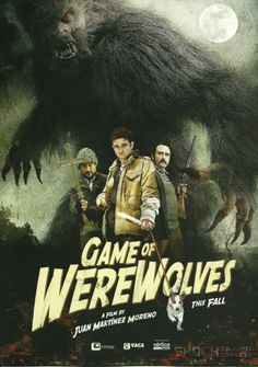 TAD 2012: Game of Werewolves Review