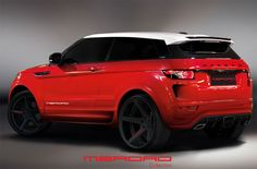...  far, Merdad did not announce any performance upgrades for the Range Rover Evoque, but we're sure they will come in the future. Description from zercustoms.com. I searched for this on bing.com/images