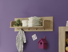 Natural Brown, Floating Shelves, Bee, Inspiration, Home Decor, Grob, Products, Kid Furniture, Baby Shelves