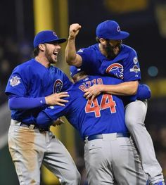 Kris, Anthony & Jake Arrieta ♥