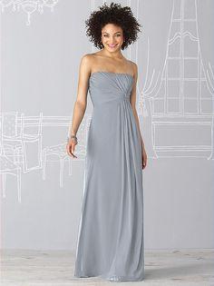 After Six Bridesmaid Dress 6623 http://www.dessy.com/dresses/bridesmaid/6623/?color=platinum&colorid=64#.VL3rR2TF9qo