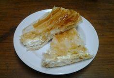 Túrós burek Angie konyhájából | NOSALTY – receptek képekkel Bread Dough Recipe, Angkor, Bagel, Hamburger, Dairy, Cheese, Recipes, Food, Yogurt