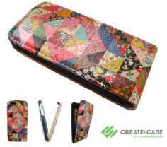Artist Designed iPhone 5  flip case / cover by CreateandCase, £19.99