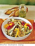 Grilled Vegetables with Lemon and Herbs - Oprah.com