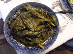 Best Ever Collard Greens Recipe - Soul.Food.com