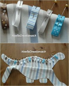 New Sewing Baby Granddaughters Ideas Baby Couture, Couture Sewing, Baby Sewing Projects, Sewing For Kids, Sewing Stuffed Animals, Diy Bebe, Baby Boy Gifts, Sewing Toys, Baby Kind