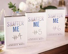 """tahereh mafi (@taherehmafi) on Instagram: """" so so excited to finally be able to share some news with you: there will be three more books…"""""""
