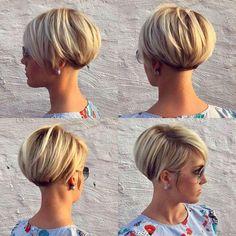 91 Best Trendy Inverted Bob Haircut, Inspirational Reverse Bob Haircuts S Haircuts Ideas, 38 Trendy Inverted Short Bob Haircuts Short Bob Cuts, 50 Trendy Inverted Bob Haircuts In 2019 Hairstyles, 41 Best Inverted Bob Hairstyles. Bob Hairstyles For Thick, Cute Short Haircuts, Bob Hairstyles For Fine Hair, Round Face Haircuts, Medium Hairstyles, Elegant Hairstyles, Ladies Hairstyles, Trendy Haircuts, Short Inverted Bob Haircuts