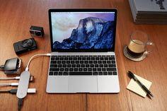 Hub+ for USB-C: Get your MacBook ports back. by NONDA — Kickstarter