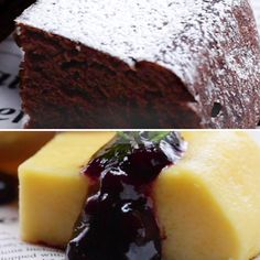 Just mix with the tapper ♪ 2 cakes in the range No Cook Desserts, Dessert Recipes, Easy Cooking, Cooking Recipes, Tasty Videos, How To Make Chocolate, Love Food, Sweet Recipes, Food And Drink