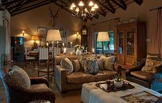 South Africa wildlife...Enough said!    http://www.luxetravel.com/hotels-and-resorts/singita-castleton-camp/