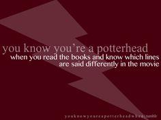 Potterhead <3