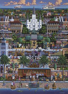 Ep. 04 New Orleans puzzle by Eric Dowdle